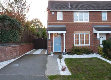 Thumbnail 3 bed property to rent in Bluebell Close, Donisthorpe, Swadlincote