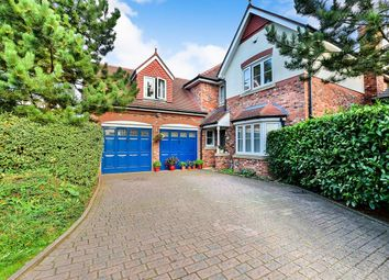 Thumbnail 5 bed detached house for sale in Harrow Close, Wilmslow