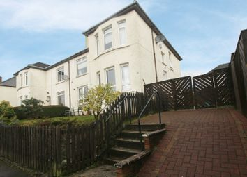Thumbnail 4 bed flat for sale in Baldaric Road, Knightswood, Glasgow