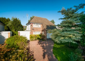 Thumbnail 3 bed detached house for sale in The Moat, Charing
