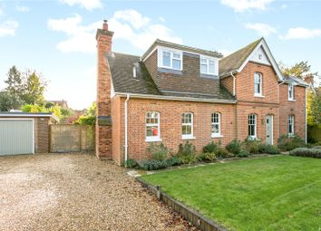 Thumbnail 5 bedroom detached house for sale in Victoria Road, Wargrave, Reading, Berkshire