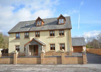 Thumbnail 5 bed detached house for sale in Pontpren, Penderyn, Aberdare