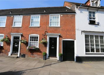 Thumbnail 3 bed terraced house for sale in The Hundred, Romsey, Hampshire