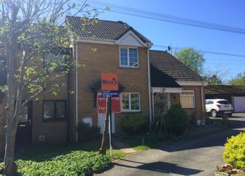 Thumbnail 3 bed terraced house to rent in Conway Close, Chandler's Ford, Eastleigh