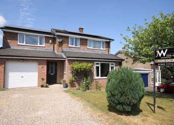 Thumbnail 4 bed detached house for sale in High Trace, Northallerton