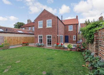 Thumbnail 4 bed detached house for sale in Main Street, Wetwang, Driffield