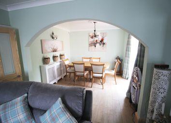 Thumbnail 3 bed semi-detached bungalow for sale in Lynn Road, Setchey, King's Lynn