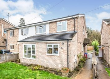 Thumbnail 4 bed semi-detached house for sale in Woodside, North Leigh, Witney