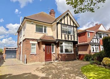 Thumbnail 3 bed detached house for sale in The Lea, Lawn Avenue, Great Yarmouth