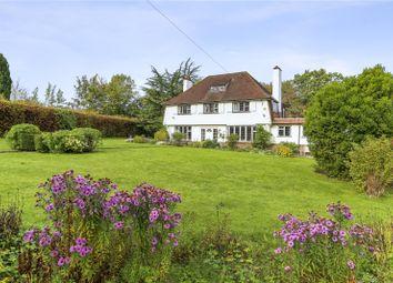 Thumbnail 6 bed detached house for sale in Fredley Park, Mickleham, Dorking, Surrey