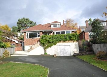 Thumbnail 4 bed detached house for sale in Oldfield Road, Heswall, Wirral, Merseyside