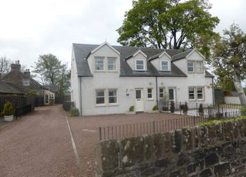 Thumbnail 4 bed semi-detached house to rent in Braxfield Road, Lanark, Lanarkshire