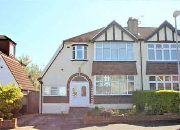 Thumbnail 4 bedroom semi-detached house for sale in The Ridings, Berrylands, Surbiton