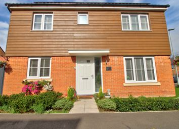 Thumbnail 3 bed detached house for sale in Limestone Close, Great Blakenham, Ipswich