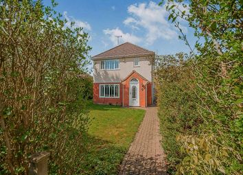 Thumbnail 4 bed detached house for sale in New Road, Orton Waterville, Peterborough