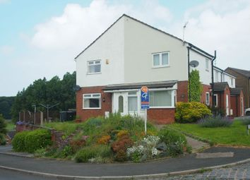 Thumbnail 1 bed terraced house to rent in Berwick Way, Heysham, Morecambe