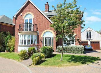 Thumbnail 5 bed detached house for sale in Ferndale, Fulwood, Preston, Lancashire
