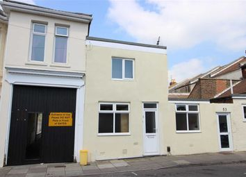 Thumbnail 2 bed end terrace house for sale in Bramble Road, Southsea