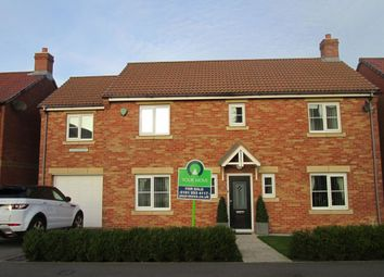 Thumbnail 5 bedroom detached house for sale in Earlsmeadow, Shiremoor, Newcastle Upon Tyne