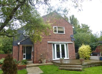 Thumbnail 4 bedroom detached house for sale in Prince Charles Close, Sudbury