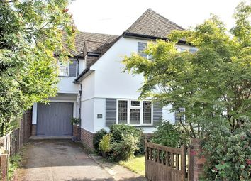 Thumbnail 3 bed detached house for sale in Highfields, Dunmow