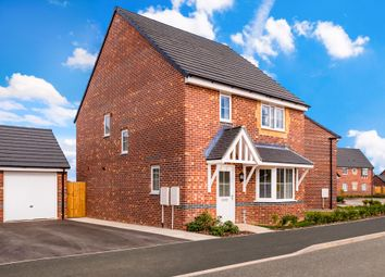 "Thumbnail 4 bed detached house for sale in ""Chesham"" at Hampton Dene Road, Hereford"