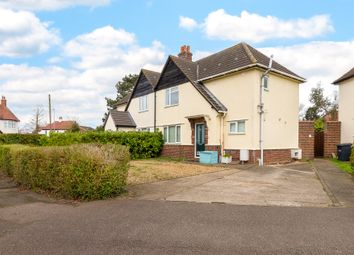 Thumbnail 1 bed maisonette for sale in Great Farthing Close, St. Ives, Huntingdon