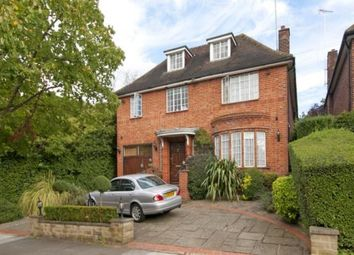6 bed detached house for sale in Norrice Lea, Hampstead Garden Suburb, London N2