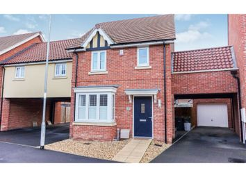 Thumbnail 4 bed detached house for sale in Ashley Street, Sible Hedingham