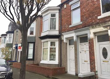 Thumbnail Flat to rent in Wharton Street, South Shields