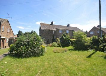 Thumbnail 2 bed semi-detached house to rent in Grange Avenue, Staxton, Scarborough