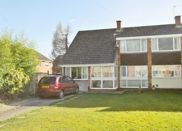 Thumbnail 3 bed semi-detached house for sale in Gainsborough Road, Keynsham, Bristol
