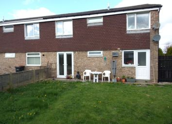 Thumbnail 2 bedroom flat for sale in Canterbury Close, Great Lumley, Chester Le Street