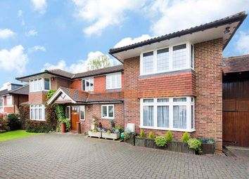 Thumbnail 5 bed detached house for sale in Abbey View, London