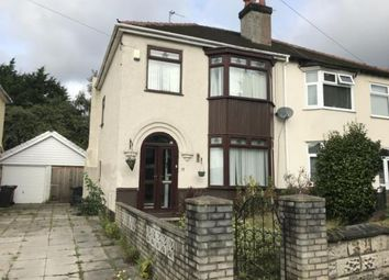 3 bed semi-detached house for sale in Hillcrest Avenue, Liverpool, Merseyside L36
