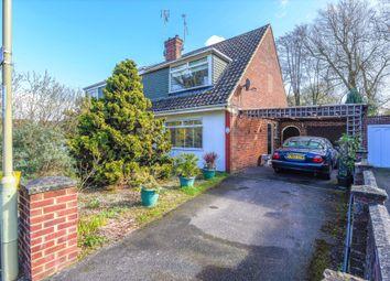 3 bed semi-detached house for sale in Mason Road, Farnborough, Hampshire GU14