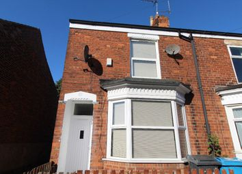 Thumbnail 4 bed terraced house to rent in Worthing Street, Hull