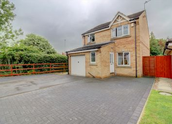 Thumbnail 3 bed detached house for sale in Stratus Close, Ackworth, Pontefract
