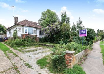 Thumbnail 3 bed bungalow for sale in Stonepound Road, Hassocks