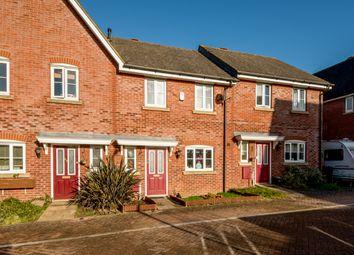 Thumbnail 3 bed terraced house for sale in Guernsey Way, Kennington, Ashford