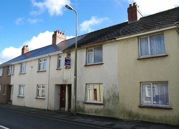 Thumbnail 2 bed terraced house for sale in Portfield, Haverfordwest