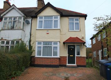 Thumbnail 3 bed semi-detached house to rent in Shakespeare Road, Mill Hill, London