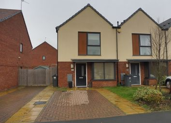 Thumbnail 2 bed end terrace house for sale in Change Road, West Bromwich