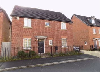 Thumbnail Detached house for sale in Paprika Close, Manchester, Manchester