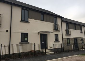 Thumbnail 3 bed terraced house for sale in Pomphlett Farm Industrial, Broxton Drive, Plymouth