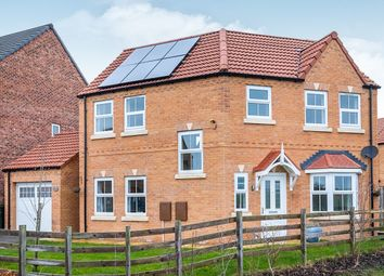 Thumbnail 3 bed detached house for sale in Barrow Way, Dinnington, Sheffield
