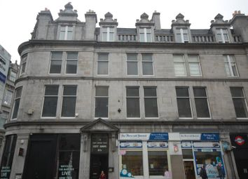 Thumbnail 2 bed flat to rent in Bridge Street, City Centre, Aberdeen