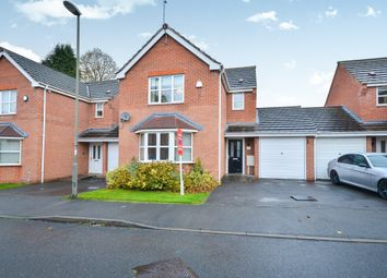 Thumbnail 3 bed link-detached house for sale in Minkley Drive, Langley Mill, Nottingham
