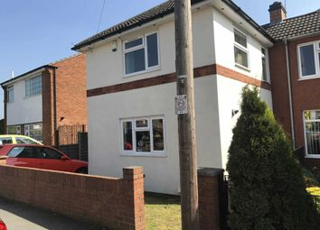 Thumbnail 4 bedroom semi-detached house to rent in Edward Street, Anstey, Leicester