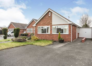 Thumbnail 2 bed bungalow for sale in Leyland Road, Bulkington, Bedworth, Warwickshire